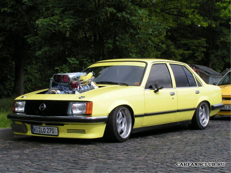 Opel Old School and Retro Cars Photo Gallery - Главная